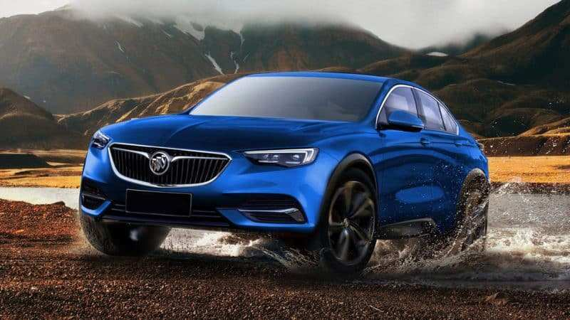 78 The 2020 Buick Station Wagon Redesign