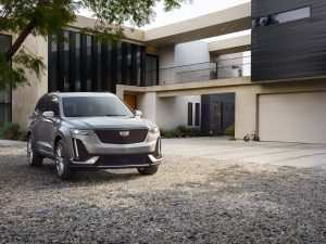 78 The 2020 Cadillac Xt6 Dimensions Release Date and Concept