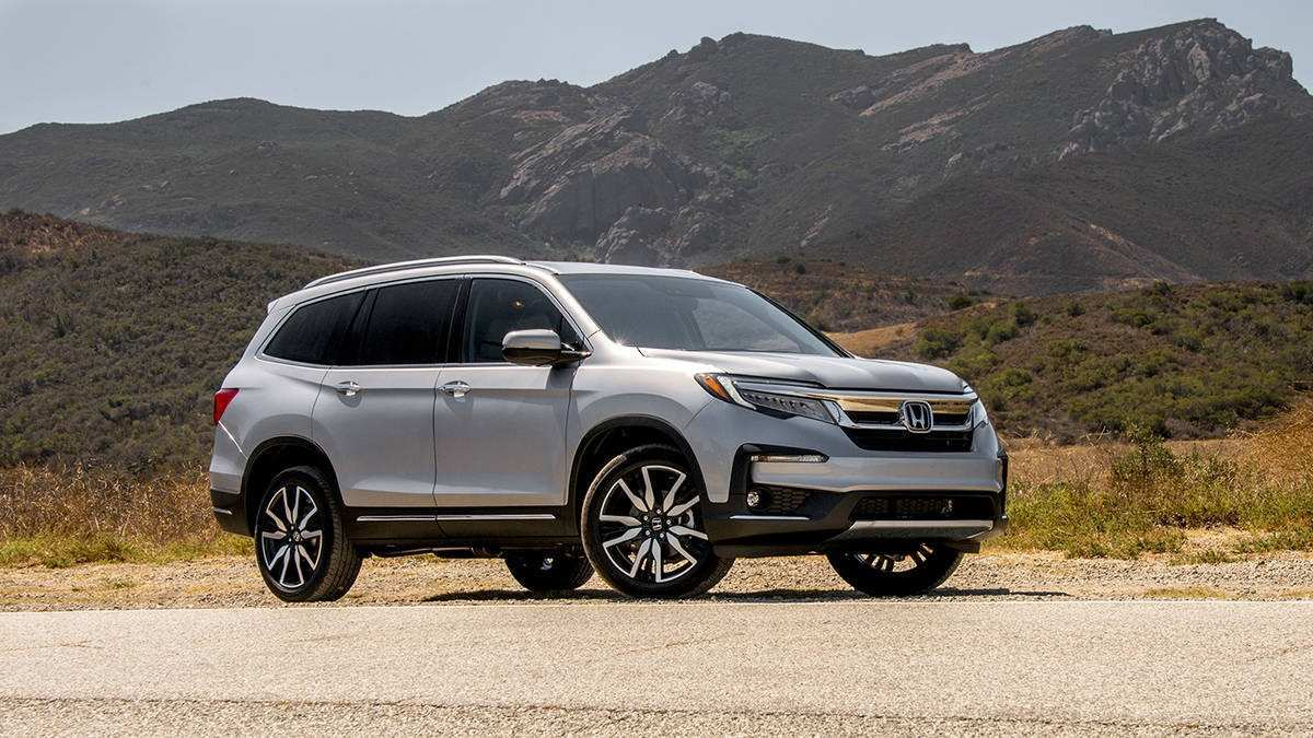 78 The 2020 Honda Pilot Specs And Review