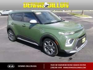 78 The 2020 Kia Soul X Line Pricing