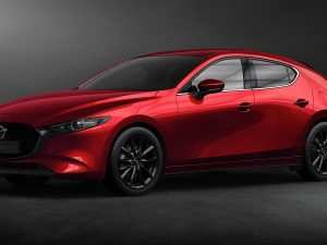 78 The 2020 Mazda 3 Images Rumors