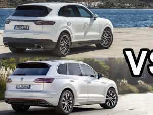 78 The Best 2018 Vs 2019 Porsche Cayenne Overview