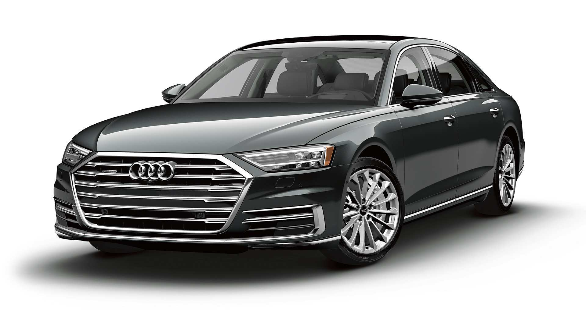 78 The Best 2019 Audi A8 Photos Performance And New Engine