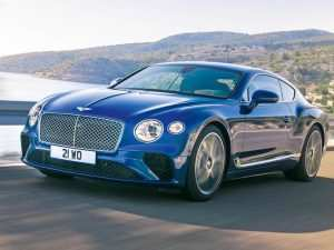 78 The Best 2019 Bentley Supersport Picture