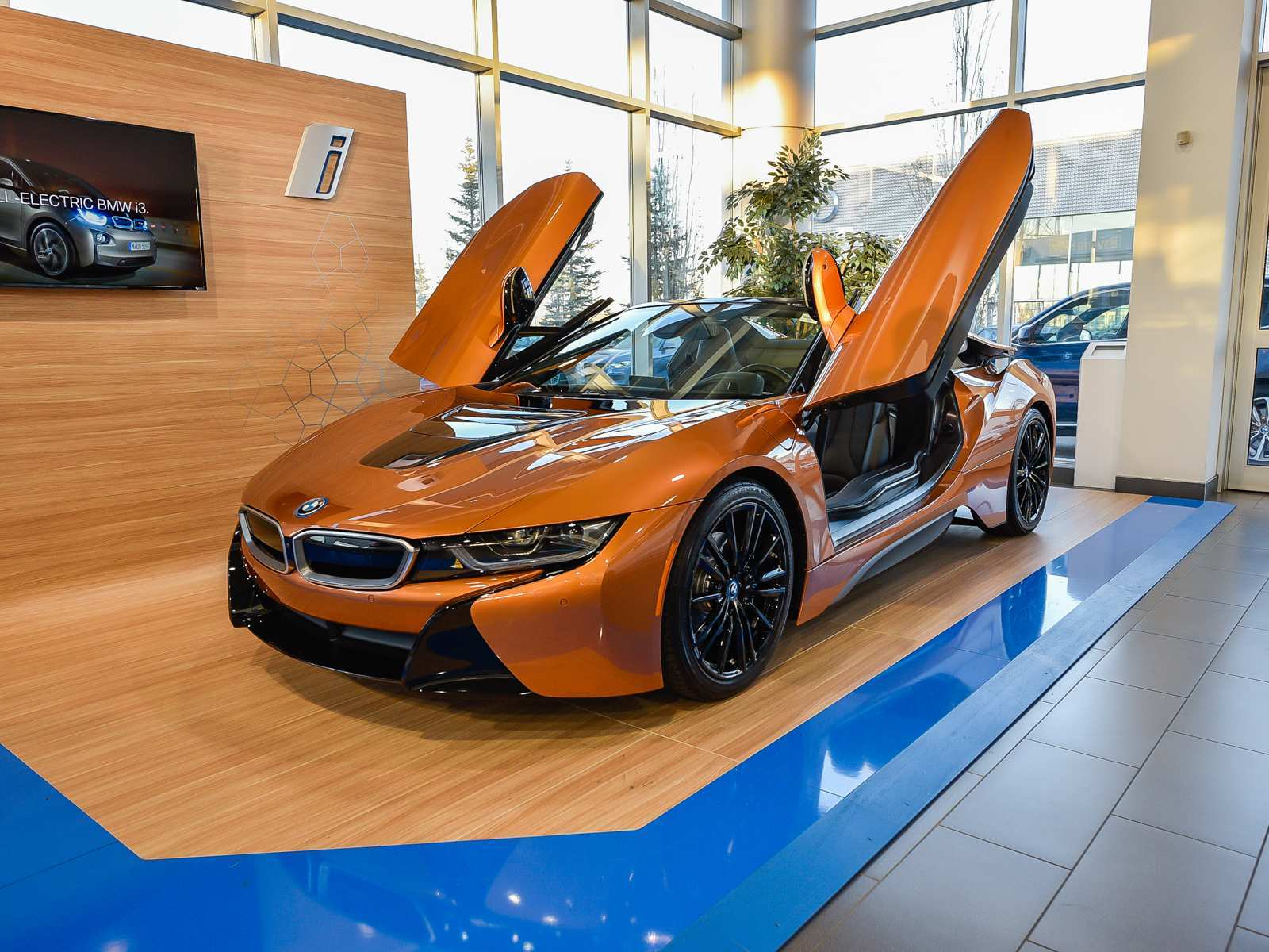 78 The Best 2019 Bmw I8 Roadster Overview