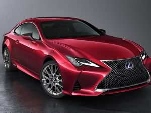 78 The Best 2019 Lexus Coupe Review