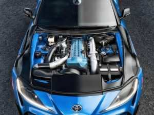 78 The Best 2019 Toyota Supra Engine Concept