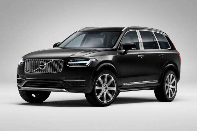 78 The Best 2019 Volvo Xc90 Release Date First Drive