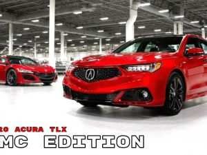 78 The Best 2020 Acura Tlx Pmc Edition Overview