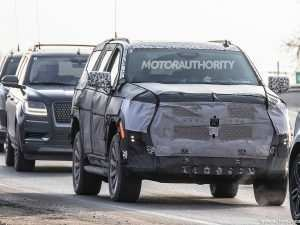78 The Best 2020 Cadillac Escalade Spy Photos Price Design and Review