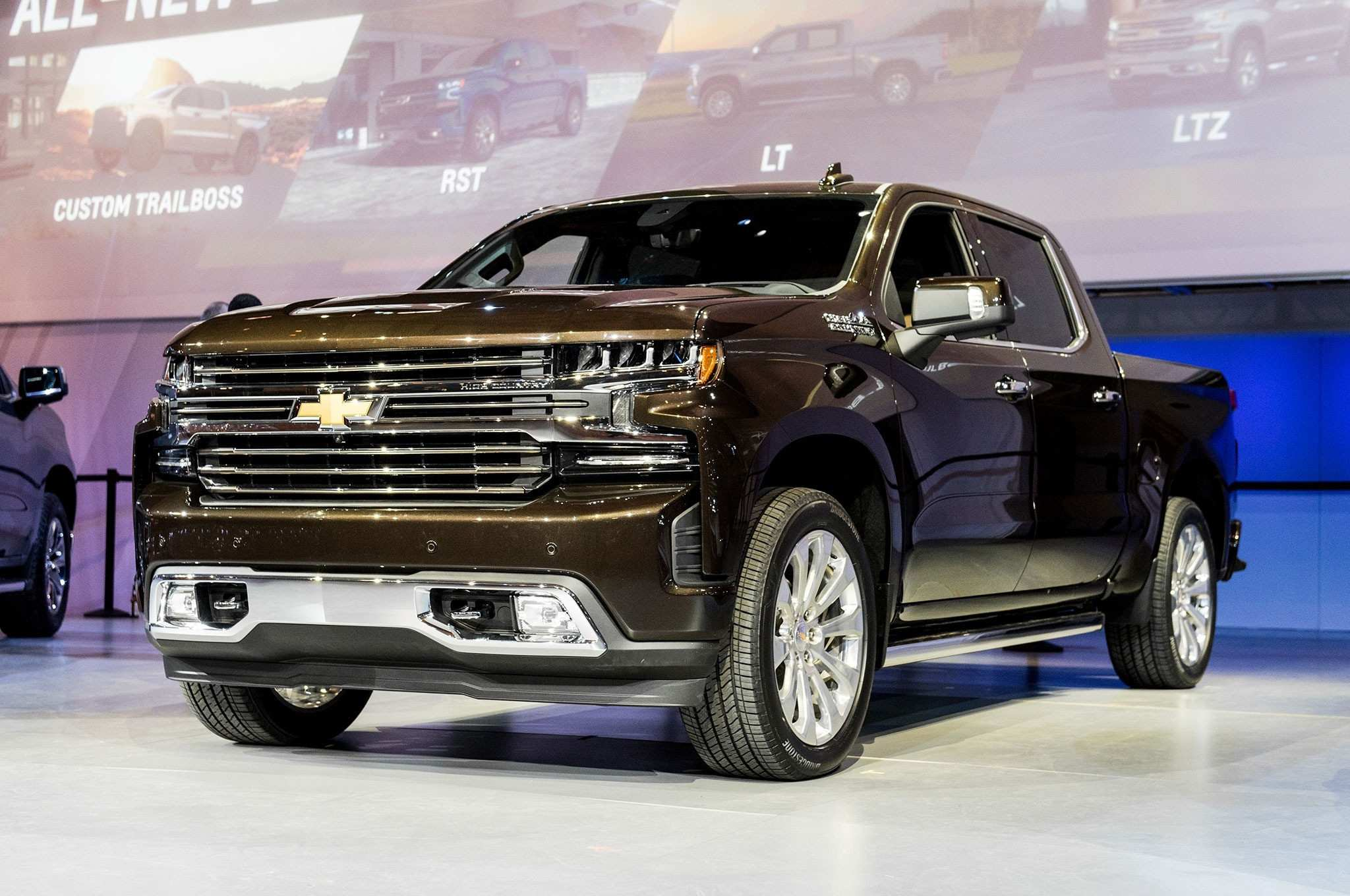 78 The Best Chevrolet High Country 2020 Exterior And Interior