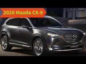78 The Best Mazda Cx 9 2020 Interior Interior
