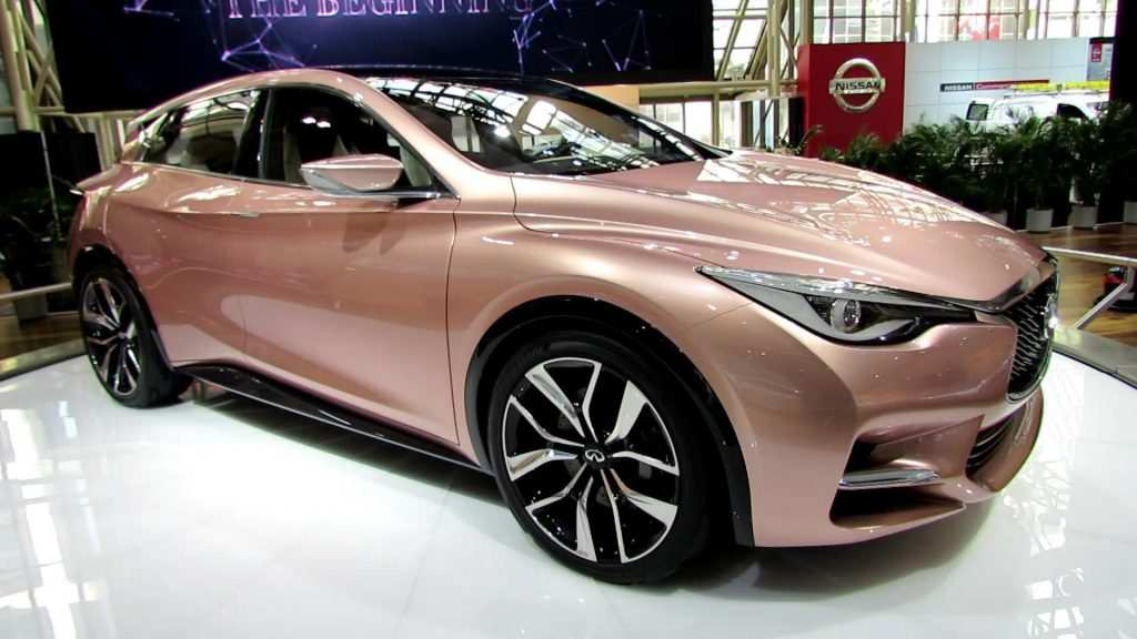 78 The Best Nissan Infiniti 2020 Redesign