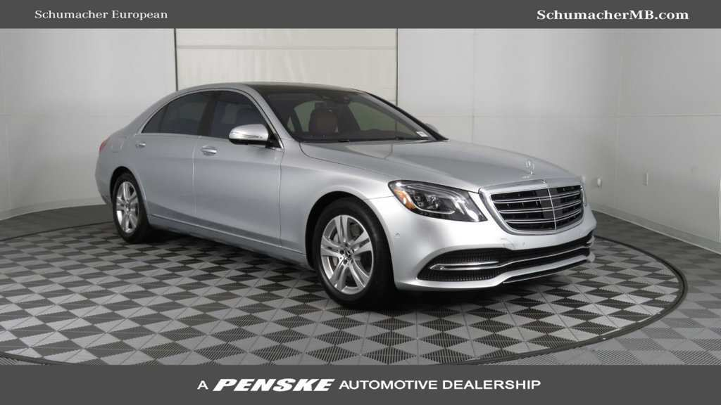 78 The Best S450 Mercedes 2019 Engine