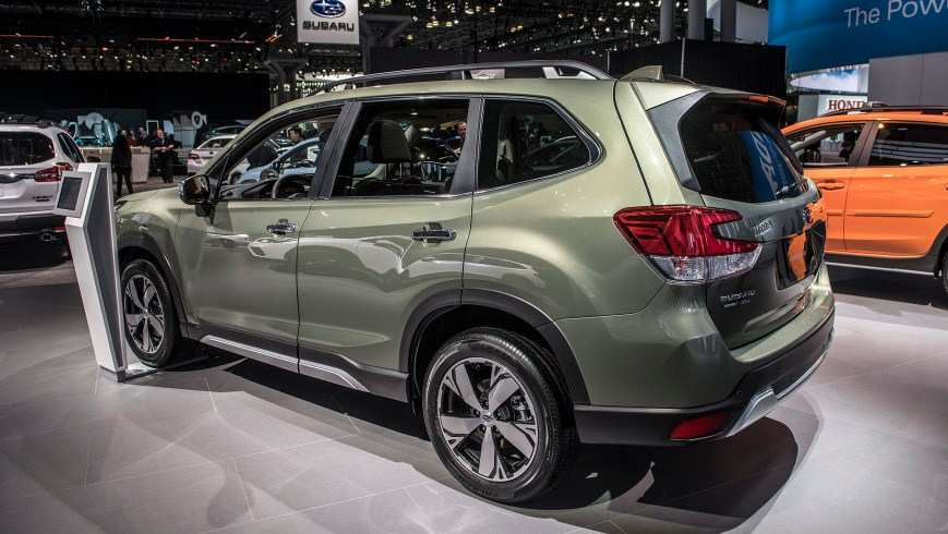78 The Best Subaru Forester 2020 Review Performance And New Engine