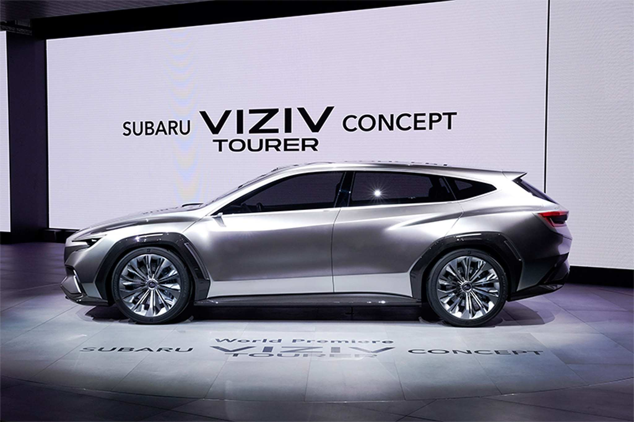78 The Best Subaru Viziv Tourer 2020 Price