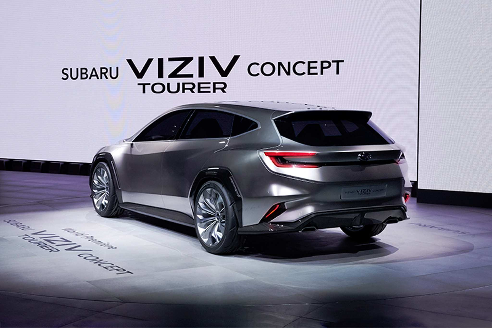 78 The Best Subaru Viziv Tourer 2020 Style