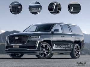 78 The Best What Will The 2020 Cadillac Escalade Look Like First Drive