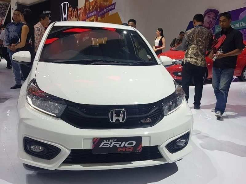 78 The Honda Brio 2019 Review And Release Date