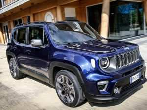 78 The Jeep Renegade 2020 Hybrid Release Date and Concept
