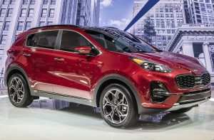 78 The Kia Sportage 2020 Model Price and Release date