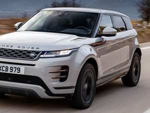 New Land Rover Evoque 2019