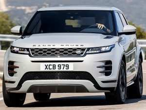 78 The New Land Rover Range Rover 2019 Ratings