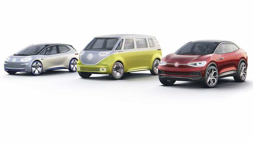 78 The Volkswagen Elettrica 2020 Research New