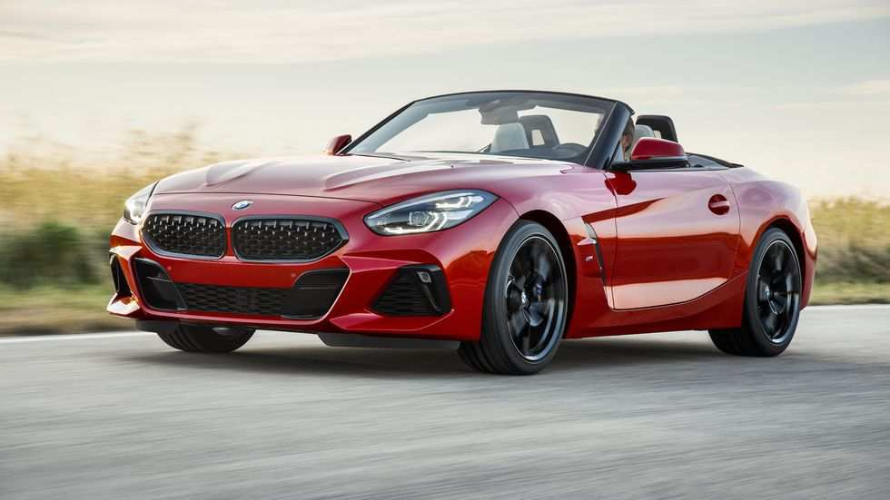 79 A 2019 Bmw Z8 Picture