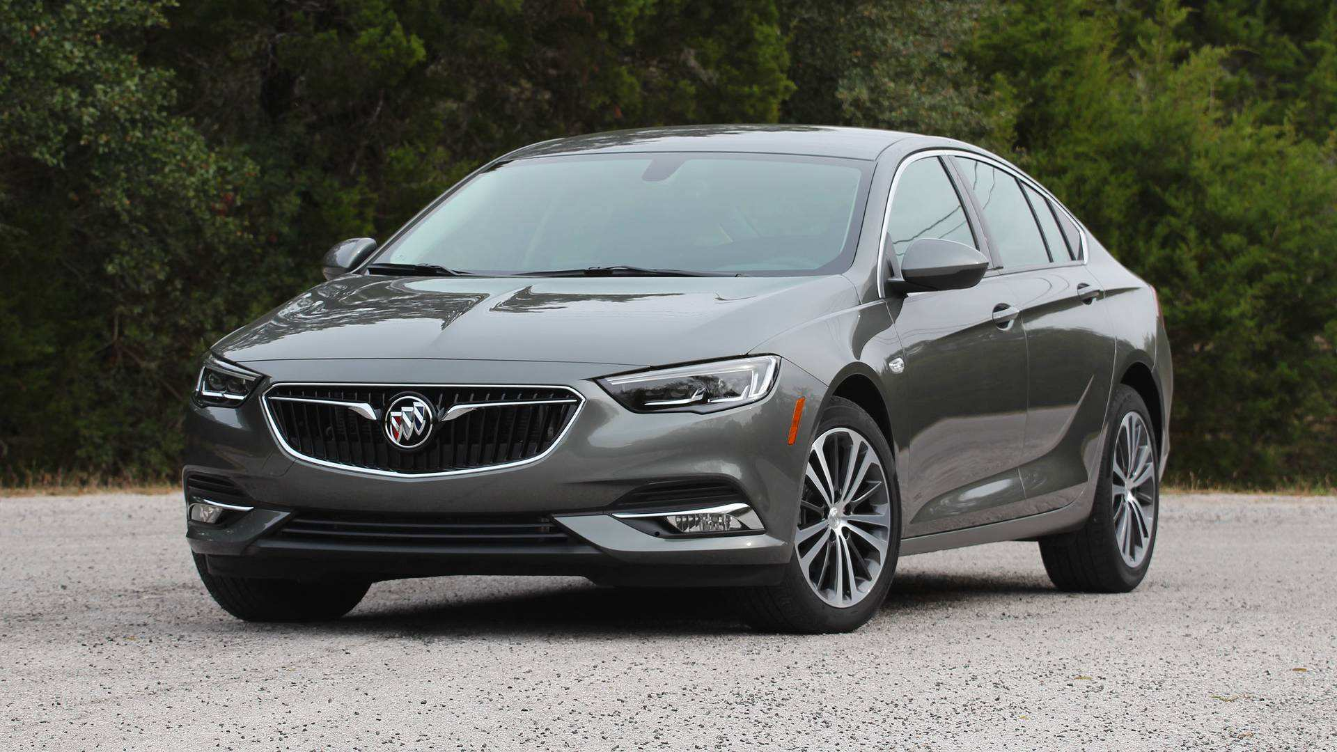 79 A 2019 Buick Regal Specs