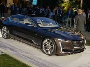 79 A 2019 Cadillac Escala Convertible New Model and Performance