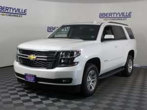 79 A 2019 Chevrolet Tahoe New Model and Performance