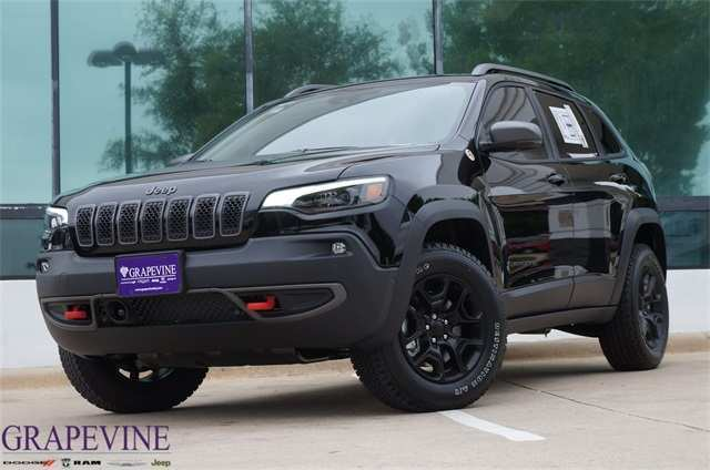 79 A 2019 Jeep Cherokee Trailhawk Redesign And Concept