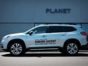 79 A 2019 Subaru Ascent Release Date Concept and Review