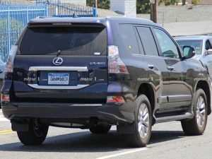 79 A 2020 Lexus Gx Spy Photos Release Date and Concept