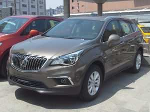 79 A Buick Envision 2020 Picture