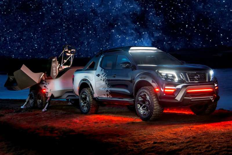 79 A Nissan Frontier 2020 Redesign New Review