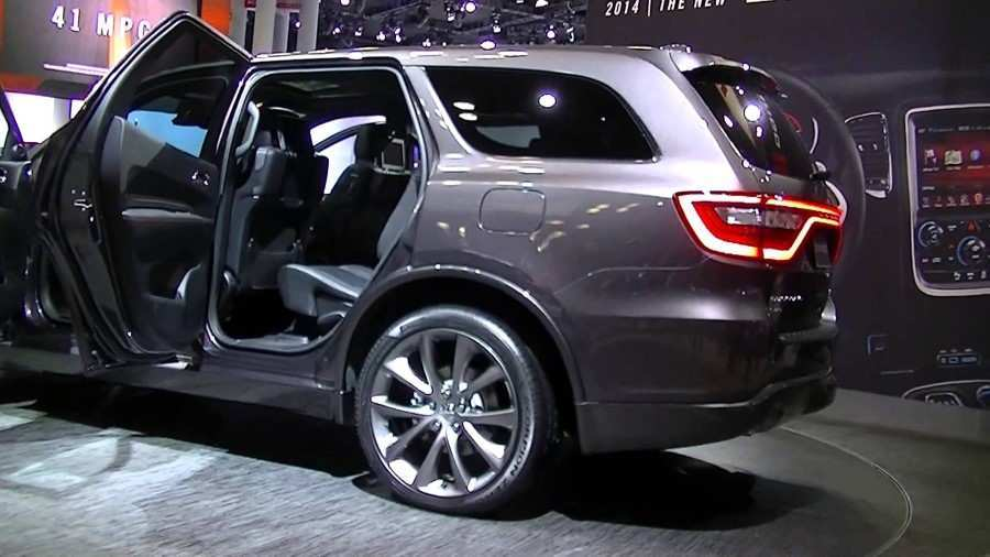 79 All New 2019 Dodge Journey Redesign Spesification