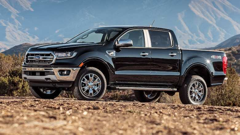 79 All New 2019 Ford Ranger Images Spy Shoot