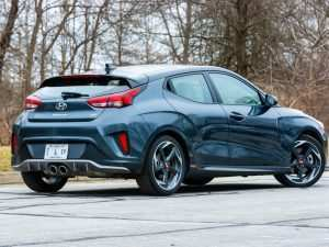 2019 Hyundai Veloster Turbo Review
