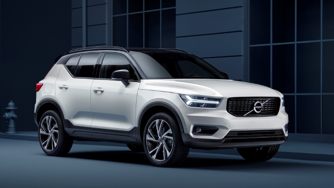 79 All New 2020 Volvo Xc40 T5 Images