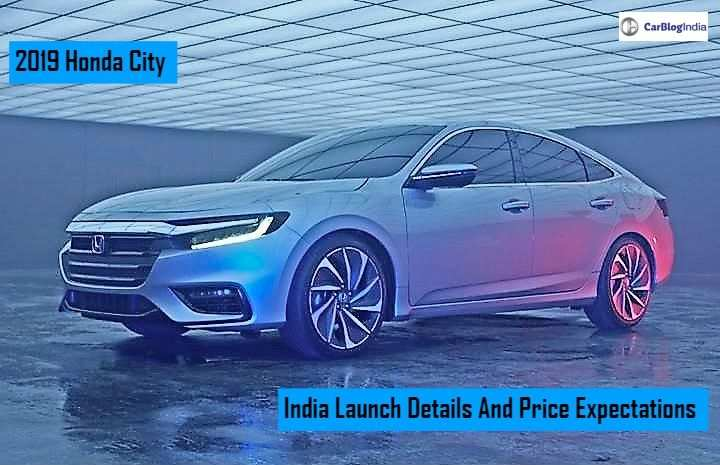 79 All New Honda City 2020 India Performance And New Engine