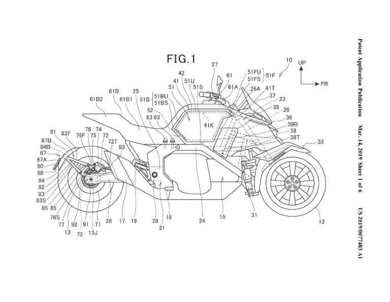 79 All New Honda Neowing 2020 Redesign