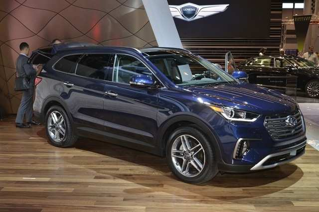 79 All New Hyundai Santa Fe 2020 Release Date