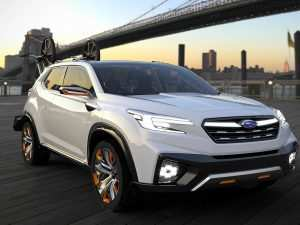 79 All New Subaru Ev 2020 Redesign and Review