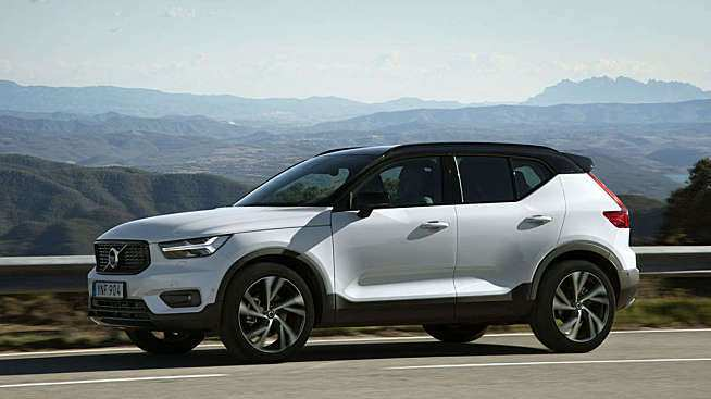 79 All New Volvo 2019 Elbilar Prices