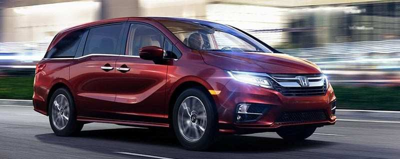 79 Best 2019 Honda Odyssey Release Redesign And Review