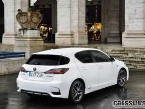 79 Best 2019 Lexus Ct Price Design and Review