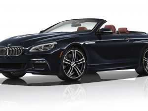 2020 Bmw 6 Series Convertible