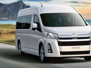 79 Best Toyota Bus 2020 Price Design and Review